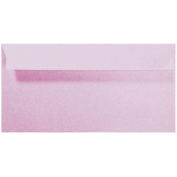 Artoz 1001 - 'Cherry Blossom' Envelope. 224mm x 114mm 100gsm DL Peel/Seal Envelope.