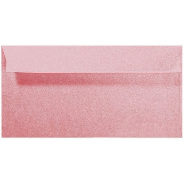 Artoz 1001 - 'Coral' Envelope. 224mm x 114mm 100gsm DL Peel/Seal Envelope.