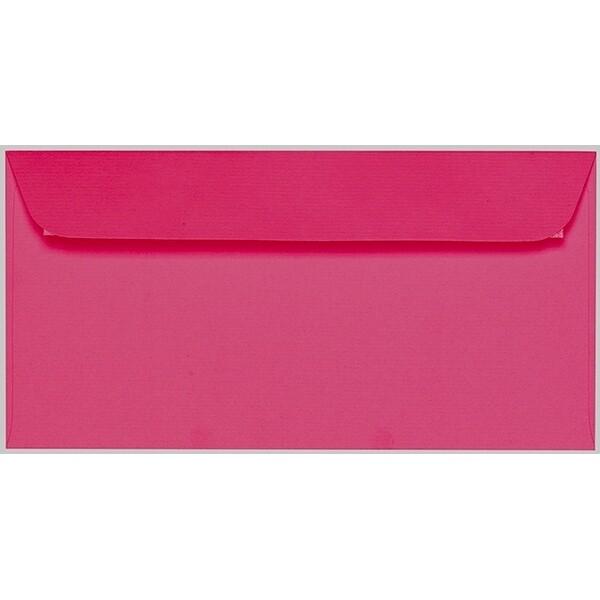 Artoz 1001 - 'Fuchsia' Envelope. 224mm x 114mm 100gsm DL Peel/Seal Envelope.