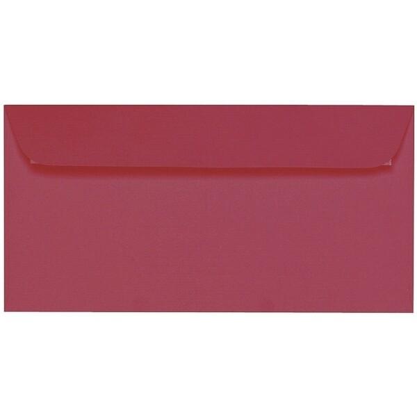 Artoz 1001 - 'Purple Red' Envelope. 224mm x 114mm 100gsm DL Peel/Seal Envelope.