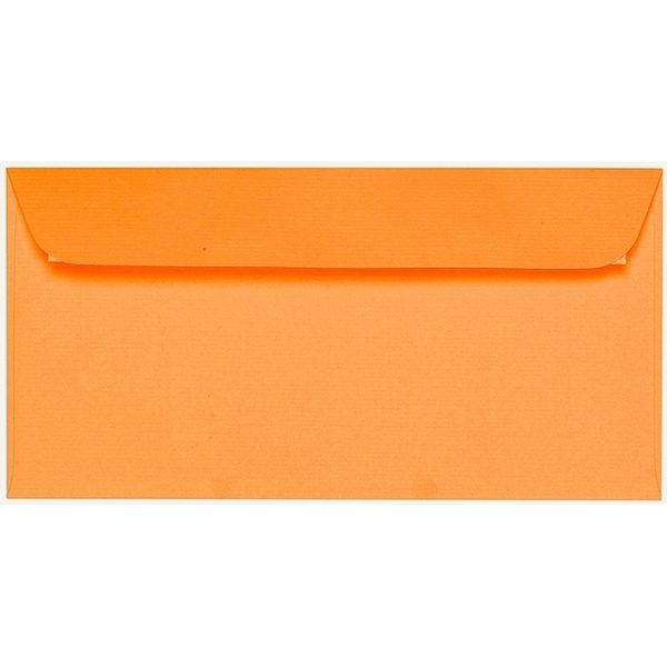 Artoz 1001 - 'Mango' Envelope. 224mm x 114mm 100gsm DL Peel/Seal Envelope.