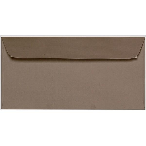 Artoz 1001 - 'Taupe' Envelope. 224mm x 114mm 100gsm DL Peel/Seal Envelope.