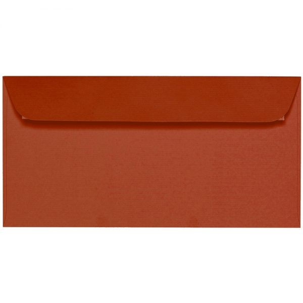 Artoz 1001 - 'Copper' Envelope. 224mm x 114mm 100gsm DL Peel/Seal Envelope.