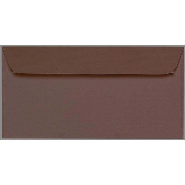 Artoz 1001 - 'Brown' Envelope. 224mm x 114mm 100gsm DL Peel/Seal Envelope.