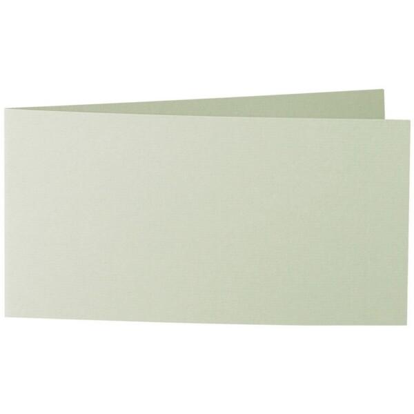 Artoz 1001 - 'Limetree' Card. 420mm x 105mm 220gsm DL Bi-Fold (Short Edge) Card.