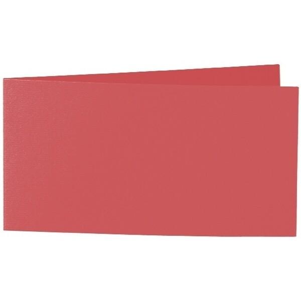 Artoz 1001 - 'Watermelon' Card. 420mm x 105mm 220gsm DL Bi-Fold (Short Edge) Card.
