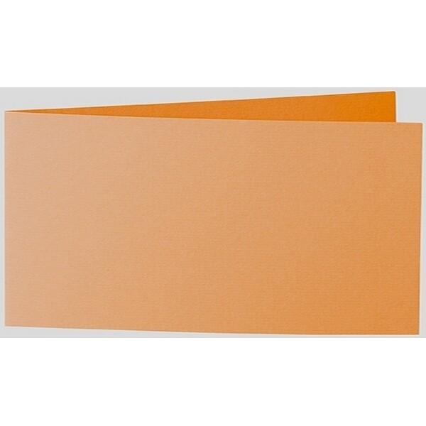 Artoz 1001 - 'Malt' Card. 420mm x 105mm 220gsm DL Bi-Fold (Short Edge) Card.
