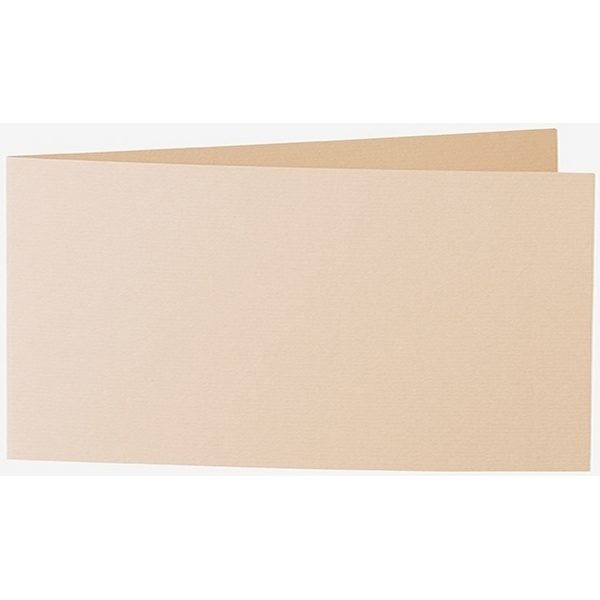 Artoz 1001 - 'Baileys' Card. 420mm x 105mm 220gsm DL Bi-Fold (Short Edge) Card.