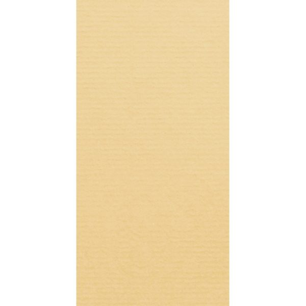Artoz 1001 - 'Honey Yellow' Card. 210mm x 105mm 220gsm DL Card.