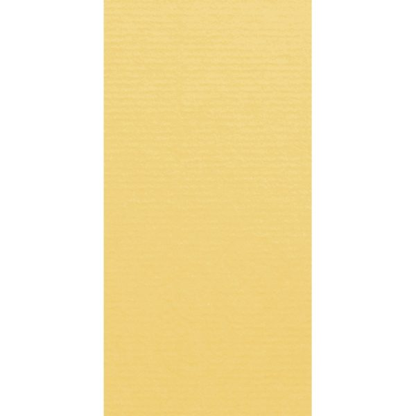 Artoz 1001 - 'Light Yellow' Card. 210mm x 105mm 220gsm DL Card.