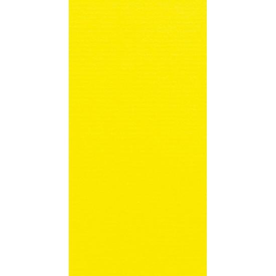 Artoz 1001 - 'Corn Yellow' Card. 210mm x 105mm 220gsm DL Card.