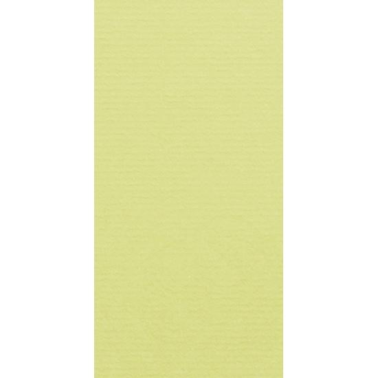 Artoz 1001 - 'Lime' Card. 210mm x 105mm 220gsm DL Card.