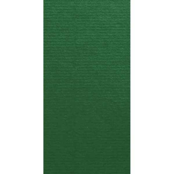 Artoz 1001 - 'Racing Green' Card. 210mm x 105mm 220gsm DL Card.