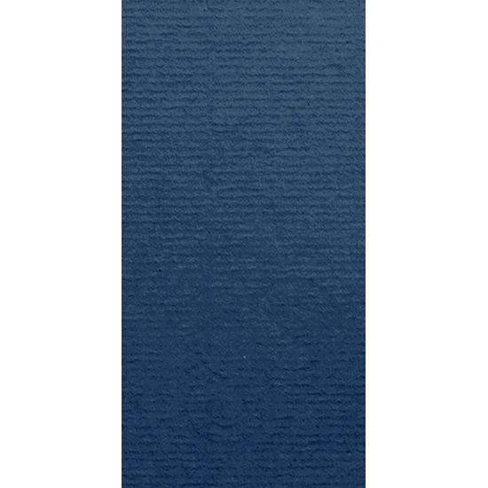 Artoz 1001 - 'Classic Blue' Card. 210mm x 105mm 220gsm DL Card.