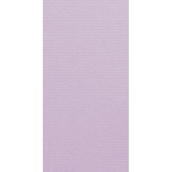 Artoz 1001 - 'Lilac' Card. 210mm x 105mm 220gsm DL Card.