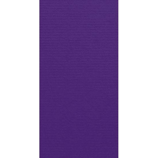 Artoz 1001 - 'Violet' Card. 210mm x 105mm 220gsm DL Card.