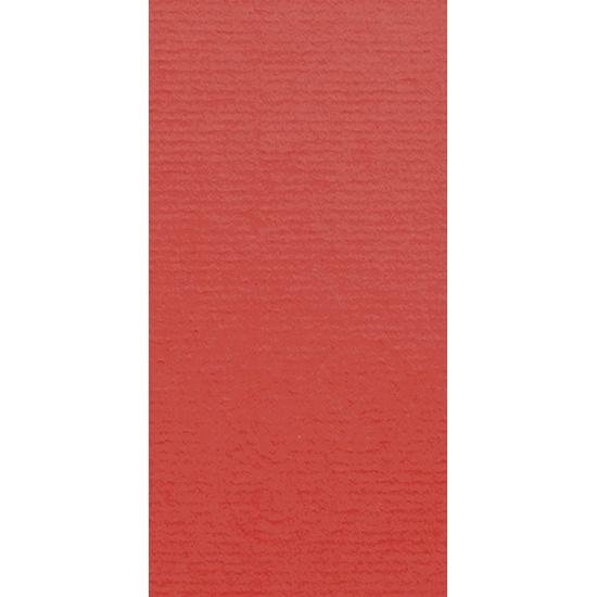 Artoz 1001 - 'Red' Card. 210mm x 105mm 220gsm DL Card.