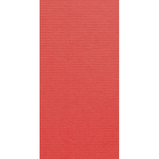 Artoz 1001 - 'Light Red' Card. 210mm x 105mm 220gsm DL Card.