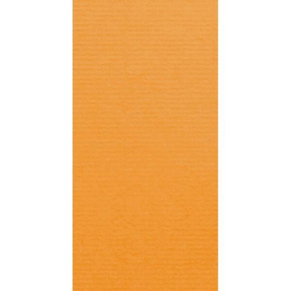 Artoz 1001 - 'Orange' Card. 210mm x 105mm 220gsm DL Card.