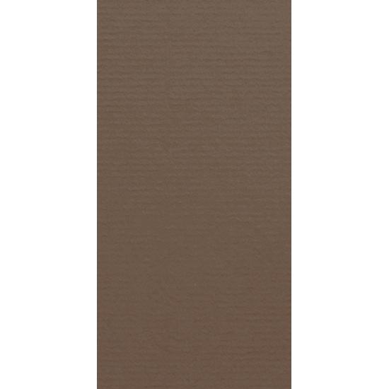 Artoz 1001 - 'Brown' Card. 210mm x 105mm 220gsm DL Card.
