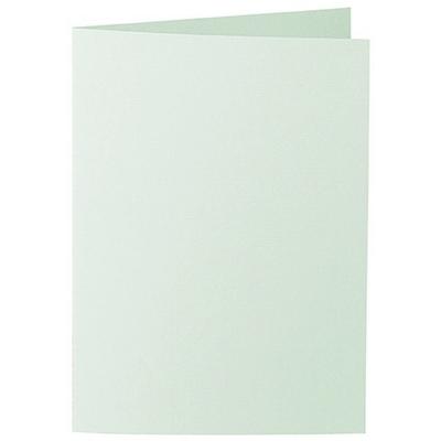 Artoz 1001 - 'Pale Mint' Card. 210mm x 148mm 220gsm A6 Folded (Long Edge) Card.