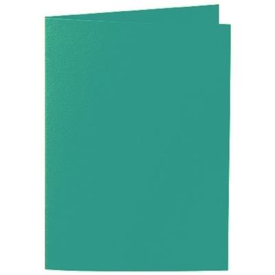 Artoz 1001 - 'Tropical Green' Card. 210mm x 148mm 220gsm A6 Folded (Long Edge) Card.
