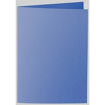 Artoz 1001 - 'Royal Blue' Card. 210mm x 148mm 220gsm A6 Folded (Long Edge) Card.