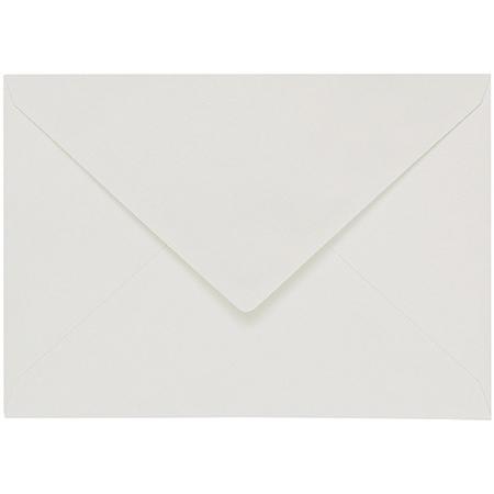 Artoz 1001 - 'Silver Grey' Envelope. 162mm x 114mm 100gsm C6 Lined Gummed Envelope.