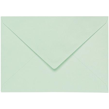 Artoz 1001 - 'Pale Mint' Envelope. 162mm x 114mm 100gsm C6 Lined Gummed Envelope.