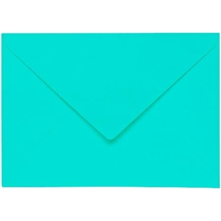 Artoz 1001 - 'Emerald Green' Envelope. 162mm x 114mm 100gsm C6 Lined Gummed Envelope.