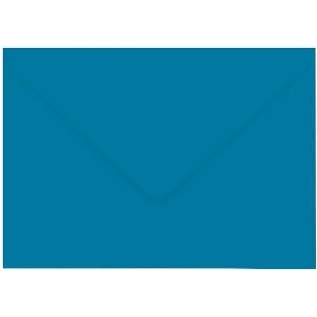 Artoz 1001 - 'Teal' Envelope. 162mm x 114mm 100gsm C6 Lined Gummed Envelope.