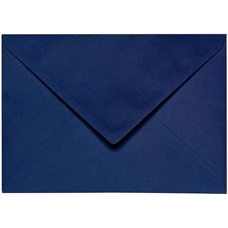 Artoz 1001 - 'Classic Blue' Envelope. 162mm x 114mm 100gsm C6 Lined Gummed Envelope.