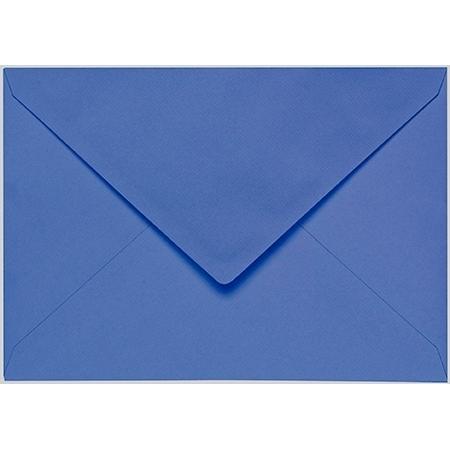 Artoz 1001 - 'Royal Blue' Envelope. 162mm x 114mm 100gsm C6 Lined Gummed Envelope.