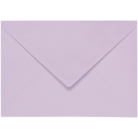Artoz 1001 - 'Rose Quartz' Envelope. 162mm x 114mm 100gsm C6 Lined Gummed Envelope.