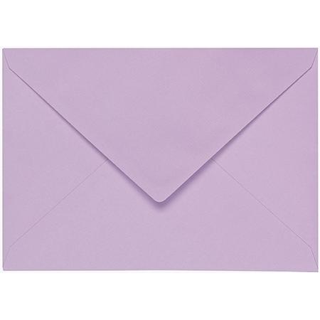 Artoz 1001 - 'Lilac' Envelope. 162mm x 114mm 100gsm C6 Lined Gummed Envelope.