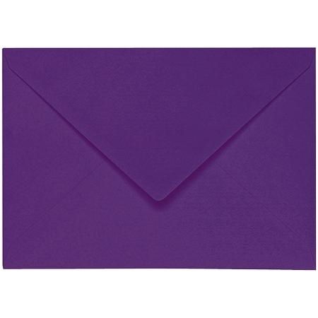 Artoz 1001 - 'Violet' Envelope. 162mm x 114mm 100gsm C6 Lined Gummed Envelope.