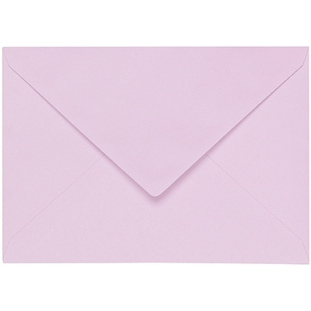 Artoz 1001 - 'Cherry Blossom' Envelope. 162mm x 114mm 100gsm C6 Lined Gummed Envelope.