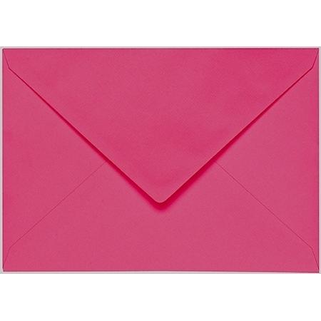 Artoz 1001 - 'Fuchsia' Envelope. 162mm x 114mm 100gsm C6 Lined Gummed Envelope.