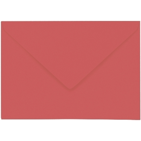 Artoz 1001 - 'Watermelon' Envelope. 162mm x 114mm 100gsm C6 Lined Gummed Envelope.