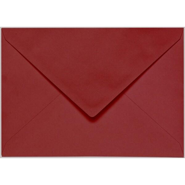 Artoz 1001 - 'Bordeaux' Envelope. 162mm x 114mm 100gsm C6 Lined Gummed Envelope.