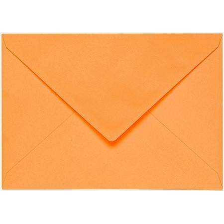 Artoz 1001 - 'Mango' Envelope. 162mm x 114mm 100gsm C6 Lined Gummed Envelope.