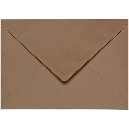 Artoz 1001 - 'Olive' Envelope. 162mm x 114mm 100gsm C6 Lined Gummed Envelope.