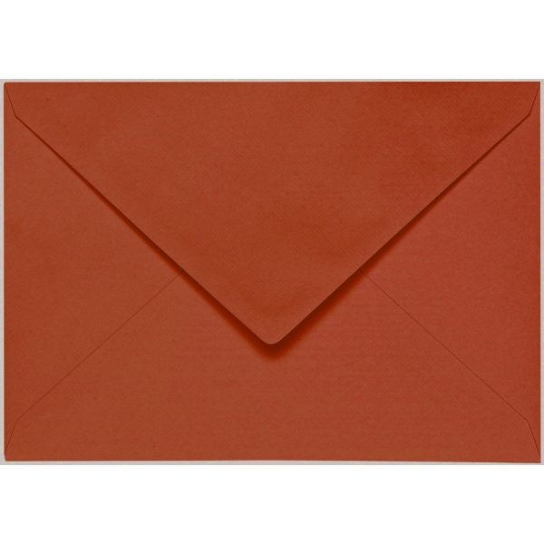 Artoz 1001 - 'Copper' Envelope. 162mm x 114mm 100gsm C6 Lined Gummed Envelope.