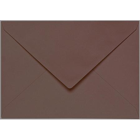 Artoz 1001 - 'Brown' Envelope. 162mm x 114mm 100gsm C6 Lined Gummed Envelope.