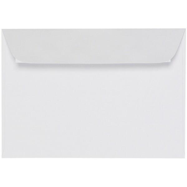 Artoz 1001 - 'Blossom White' Envelope. 162mm x 114mm 100gsm C6 Peel/Seal Envelope.