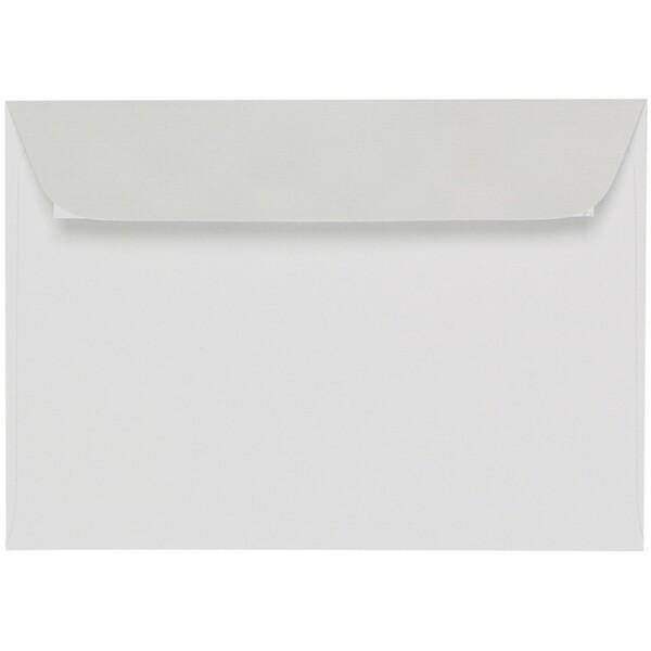 Artoz 1001 - 'Bianco White' Envelope. 162mm x 114mm 100gsm C6 Peel/Seal Envelope.