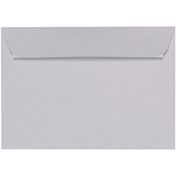 Artoz 1001 - 'Light Grey' Envelope. 162mm x 114mm 100gsm C6 Peel/Seal Envelope.