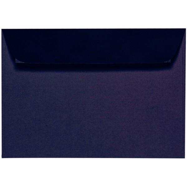Artoz 1001 - 'Jet Black' Envelope. 162mm x 114mm 100gsm C6 Peel/Seal Envelope.