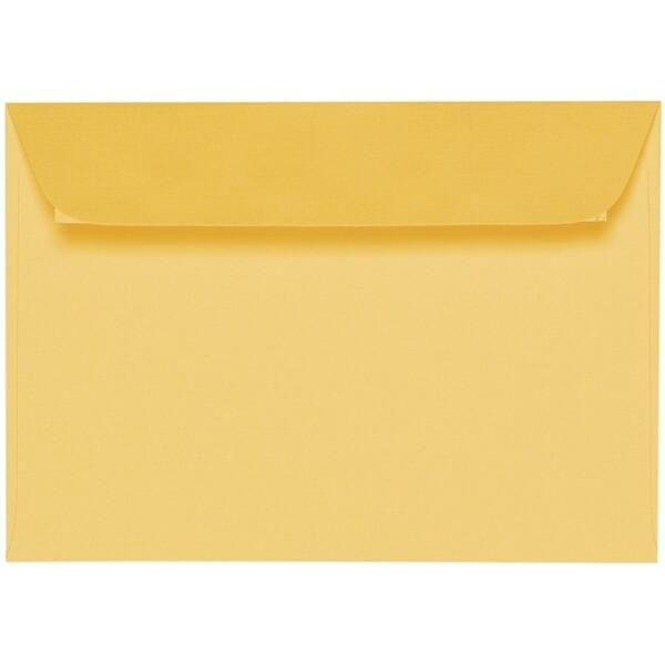 Artoz 1001 - 'Light Yellow' Envelope. 162mm x 114mm 100gsm C6 Peel/Seal Envelope.