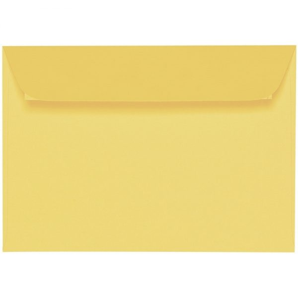 Artoz 1001 - 'Citro' Envelope. 162mm x 114mm 100gsm C6 Peel/Seal Envelope.